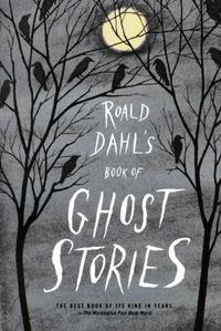 Roald Dahl's Book of Ghost Stories cover