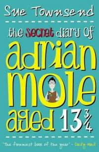 The Secret Diary of Adrian Mole, Aged 13¾ cover