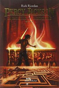 Percy Jackson Tome 4 cover