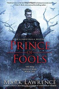 Prince of Fools (The Red Queen's War, #1) cover