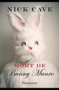 The Death of Bunny Munro cover