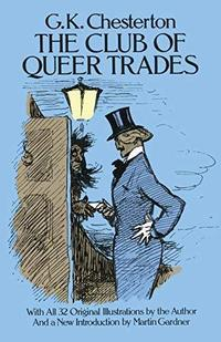 The Club of Queer Trades cover