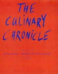 The Culinary Chronicle cover