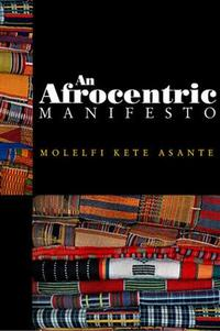 An Afrocentric Manifesto cover