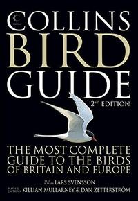 Collins Bird Guide cover