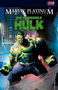 The Definitive Hulk cover