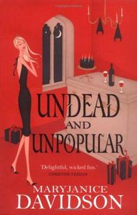 Undead and Unpopular cover