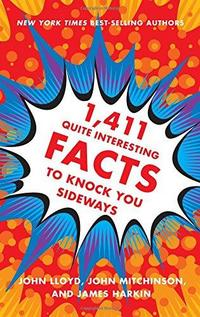 1,411 Quite Interesting Facts to Knock You Sideways cover