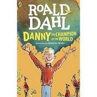 Danny, the Champion of the World cover