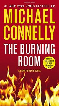The Burning Room cover