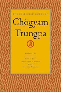 The collected works of Chögyam Trungpa cover