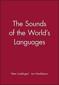 The Sounds of the World's Languages cover