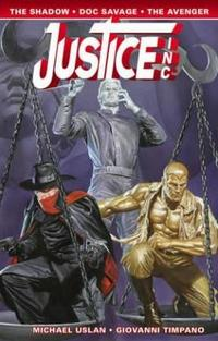 Justice, Inc. cover
