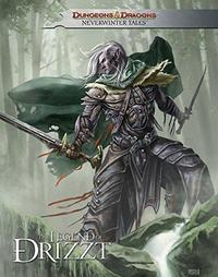 The legend of Drizzt cover