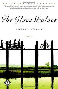 The Glass Palace cover
