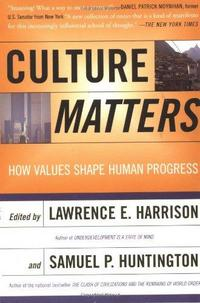 Culture Matters cover