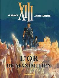 L'Or de Maximilien cover