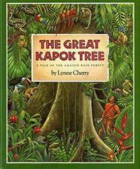 The Great Kapok Tree cover