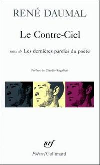 Le contre-ciel cover