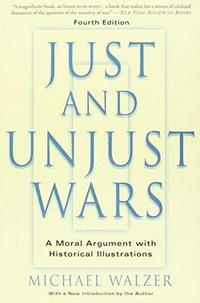 Just and Unjust Wars cover
