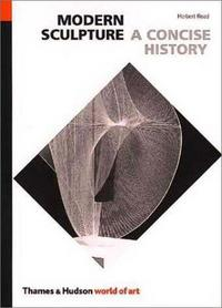 A concise history of modern sculpture cover