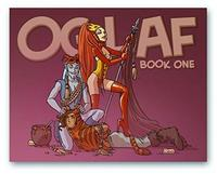 Oglaf Book One cover