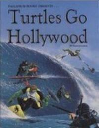 Turtles Go Hollywood cover