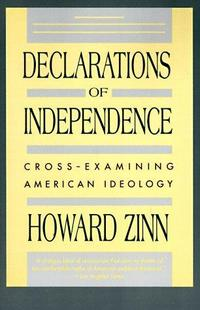 Declarations of Independence cover