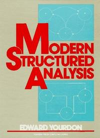 Modern Structured Analysis cover