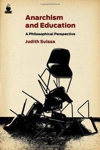 Anarchism and education cover