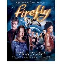 Firefly: The Official Companion Volume Two cover