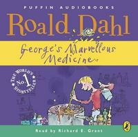 George's Marvellous Medicine cover