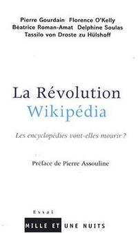 The Wikipedia Revolution cover