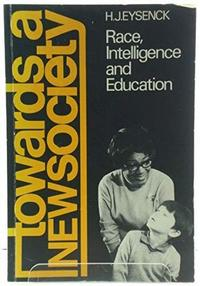 Race, Intelligence and Education cover