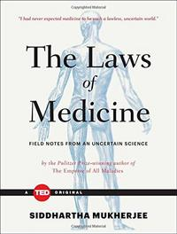 The Laws of Medicine cover