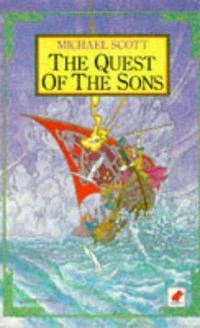 Quest of the Sons cover