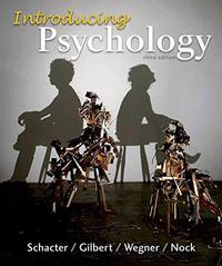 Introducing Psychology cover