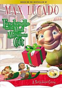 Punchinello and The Most Marvelous Gift cover