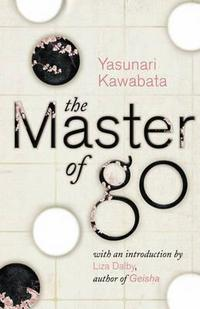The Master of Go cover
