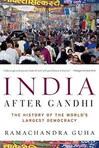 India after Gandhi cover