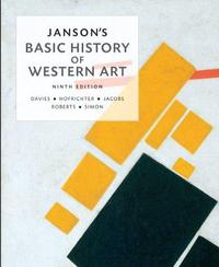 Janson's Basic History of Western Art cover