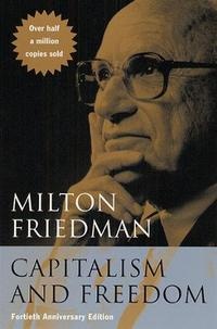 Capitalism and Freedom cover