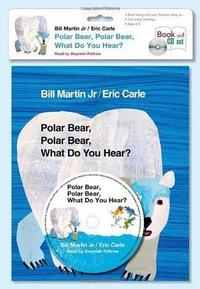 Polar Bear, Polar Bear, What Do You Hear? cover