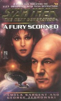 A Fury Scorned cover