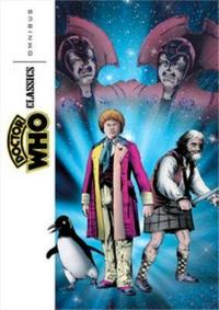 Doctor Who Classics Omnibus cover