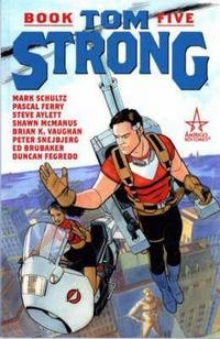 Tom Strong cover