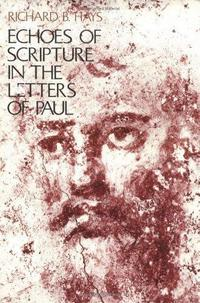 Echoes of Scripture in the Letters of Paul cover