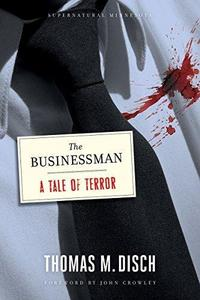 The Businessman: A Tale of Terror cover