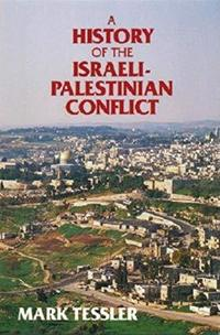 A History of the Israeli-Palestinian conflict cover