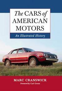 The Cars of American Motors cover
